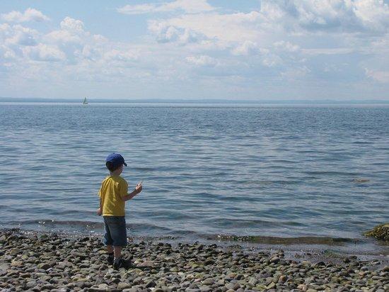Gaspesie Region, Canada : Carloton-sur-mer 2012