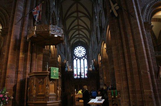Saint Magnus Cathedral: внутри собора