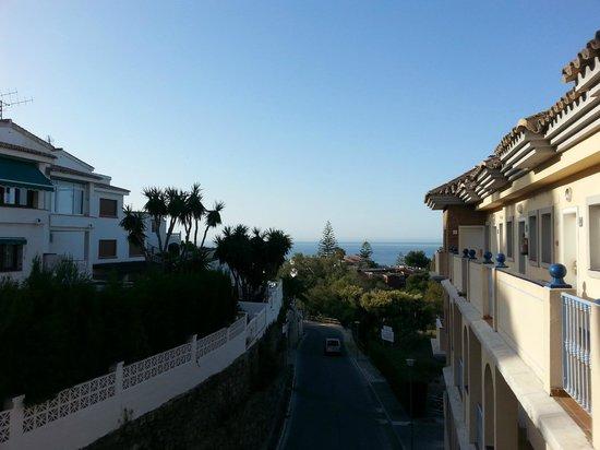 Vista de Rey : View from the balcony