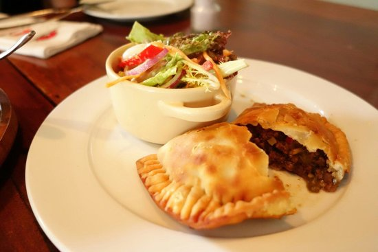 El Gaucho - Argentinian Steakhouse: One of the best empanadas I've ever had and I've had a lot. Very well done.