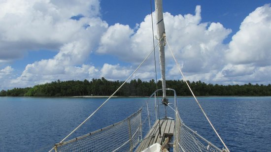 Sail Rarotonga Ltd: Suwarrow