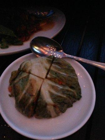 Joule: White stuffed kimchi
