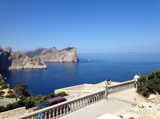 Cap de Formentor: Amazing views