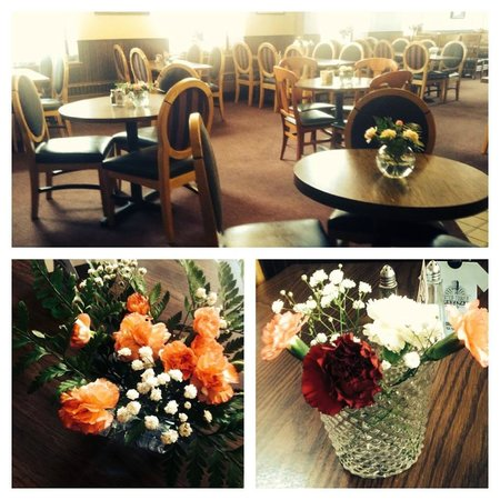 Historic Calumet Inn: Elegant dining room