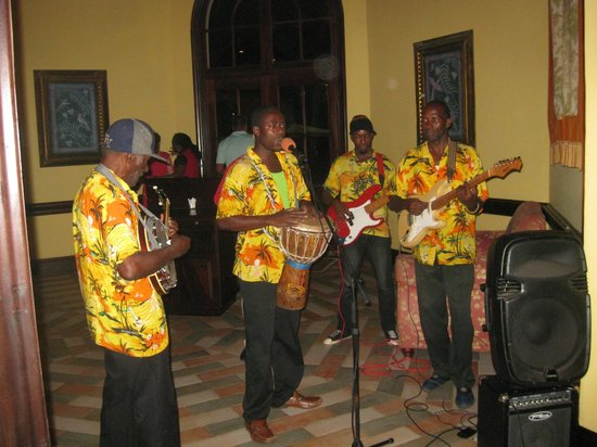 Sandals Whitehouse: Local Music