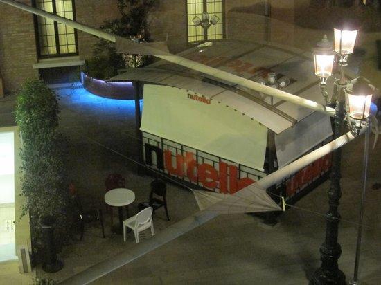 Hilton Molino Stucky Venice Hotel: 300+ Euros & 16K HH points - what a view