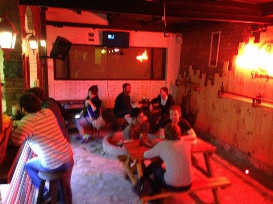Fulano Backpackers : Bar