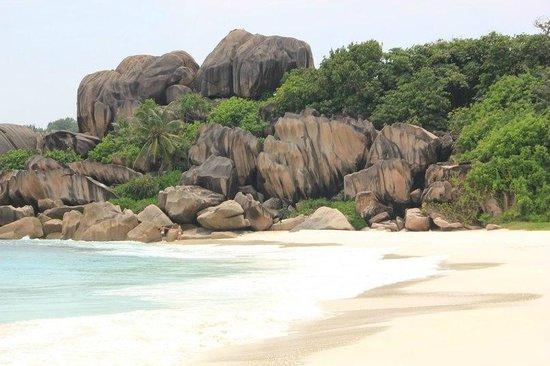 Grand Anse: Вид справа