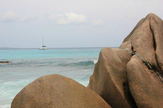 Grand Anse: Вид на воду