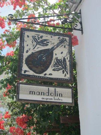 Mandolin Aegean Bistro: The Mandolin Bistro