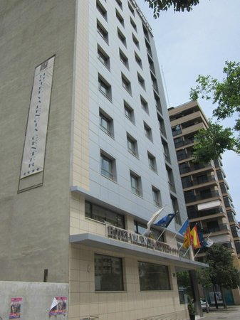 Valencia Center Hotel: Het hotel