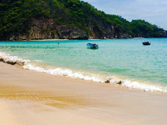 Tiquicia Tours: the beach