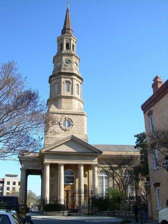 St. Philip's Church: St. Philips