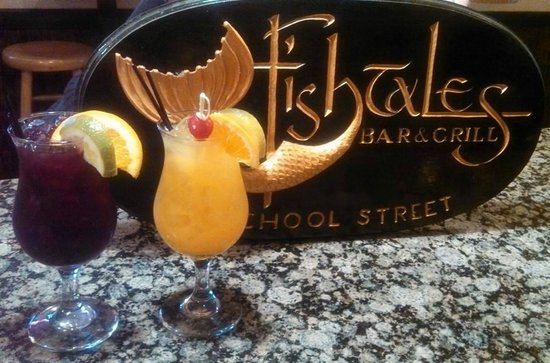 Fishtales Bar and Grill: Sangria Specials are Back!