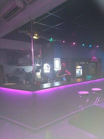 Le Diva : Le bar !
