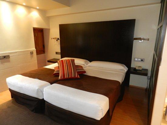 Hotel Francisco I: la camera
