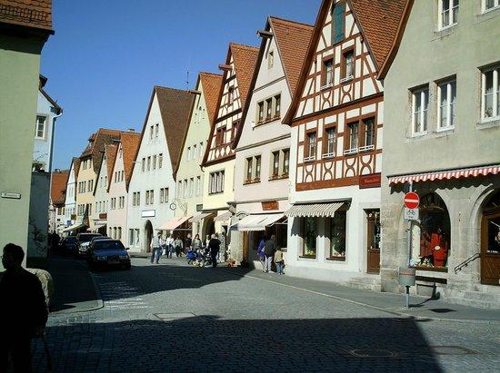 Glocke Hotel: town
