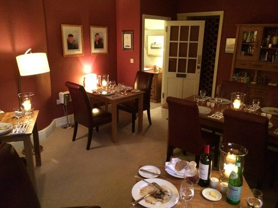 The Drawing Room: Dinning Room