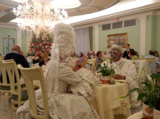 Palace Hotel Meggiorato Spa