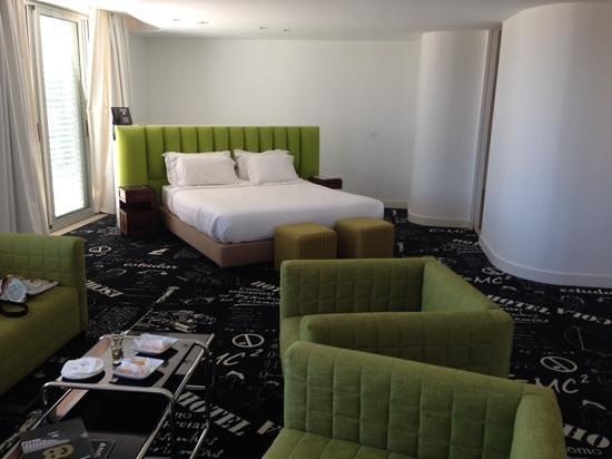 Hotel da Estrela: suite junior