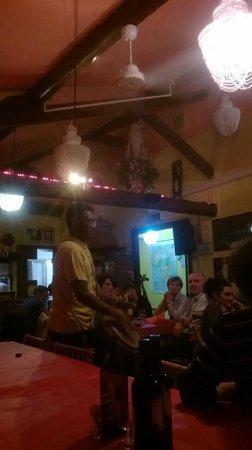 Ristorante Africano Adal : sorprese di fine serata