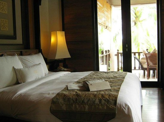 Pangkor Laut Resort: ベッドルーム