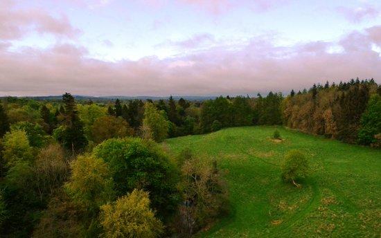 Dalhousie Castle : William Wallace Room View