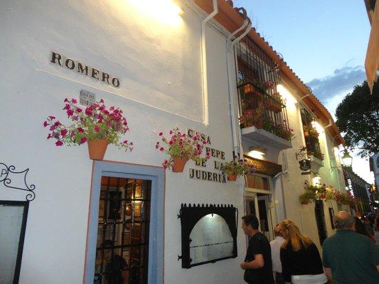 Casa Pepe de la Juderia: entrata