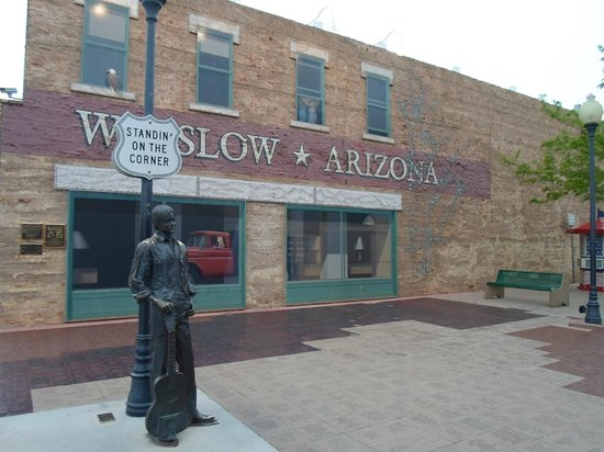 Rodeway Inn : winslow