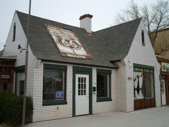 Rodeway Inn : old cafe