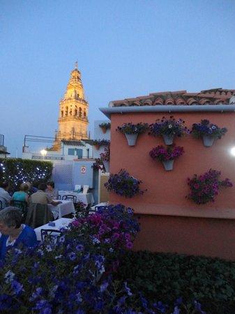 Casa Pepe de la Judería: panorama dalla terrazza