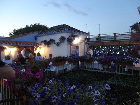 Casa Pepe de la Judería: terrazza
