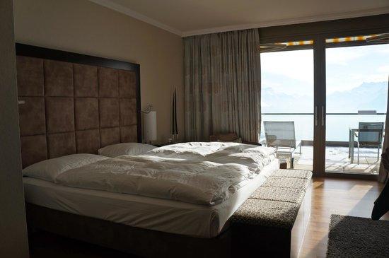 Le Mirador Resort & Spa : Junior suite