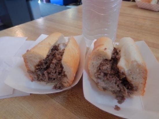 Chew Philly Food Tours : Philly Steak