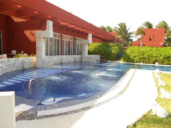 Zoetry Paraiso de La Bonita : Thalasso Pool