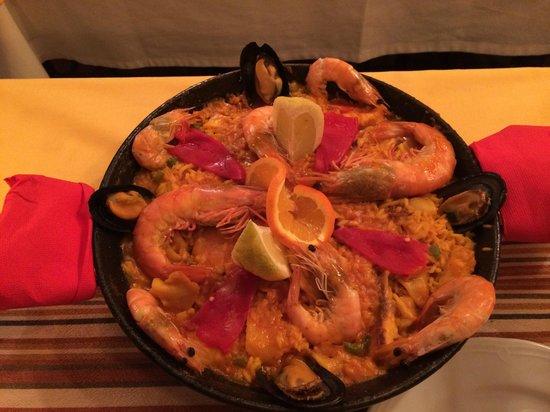 La Taberna: la miglior paella di Fuerte!!