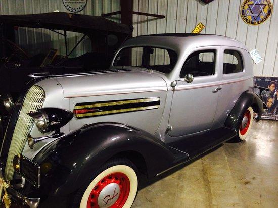 Vintage car Hardy Ar
