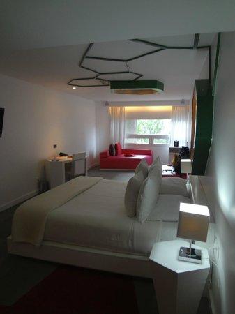 Room Mate Valentina: nuestra habitacion
