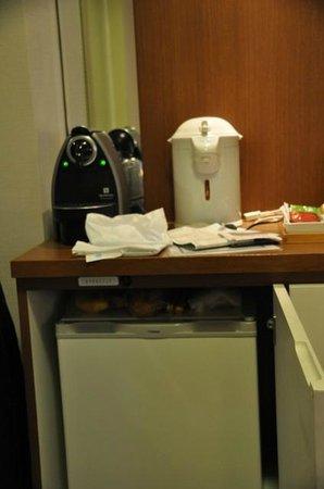 Akasaka Excel Hotel Tokyu: coffee