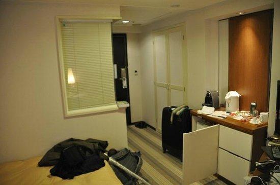 Akasaka Excel Hotel Tokyu: room