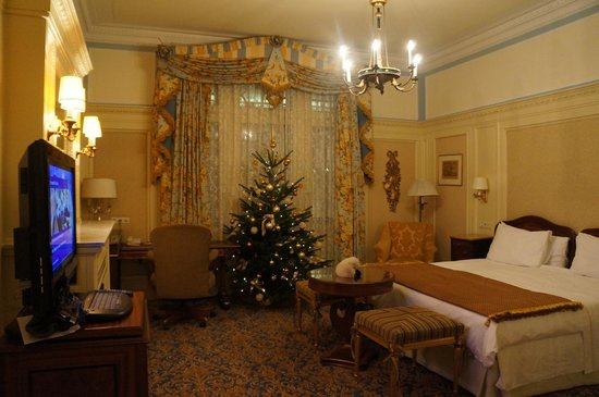 Hotel Bristol Vienna: Perfect Christmas setting