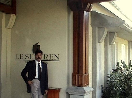 Le Suffren Hotel & Marina : DR B DEIVASIGAMANI