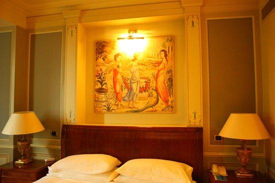Hotel Principe Di Savoia : Quarto mosaico