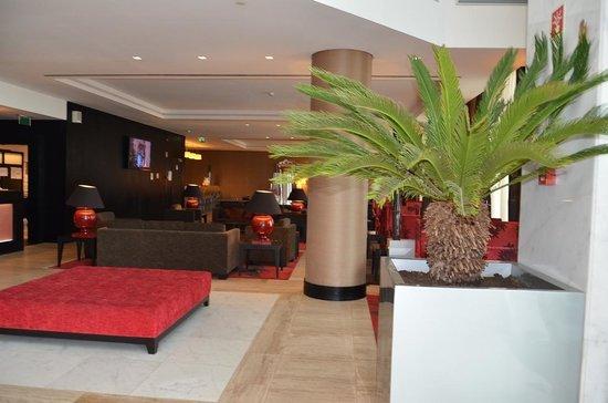 Hotel Baia Luanda : Lobby