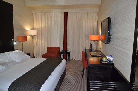 Hotel Baia Luanda : O nosso quarto