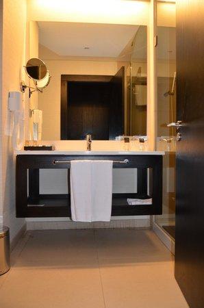 Hotel Baia Luanda: WC