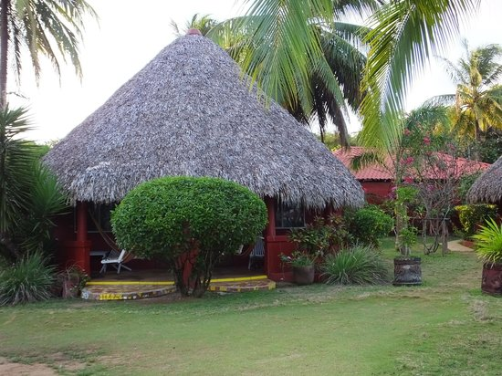 Paraiso Beach Hotel: Las cabañas
