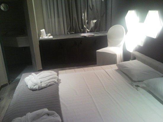 Zaliki Boutique Hotel : Room - Bed