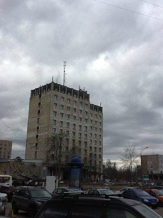 Hotel Belomorskaya: внешний вид
