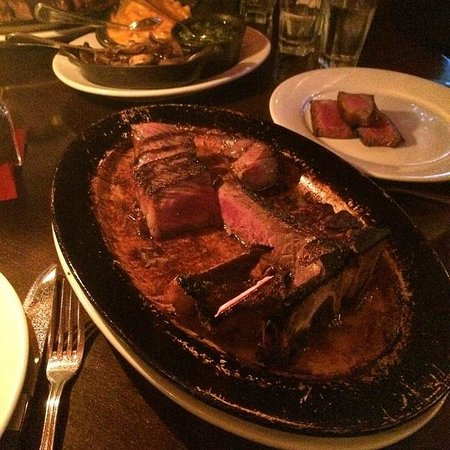 Club A Steakhouse : Porterhouse